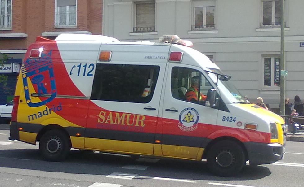 Menor de 3 años fallece en el hospital tras precipitarse desde un 5º piso (1/2)