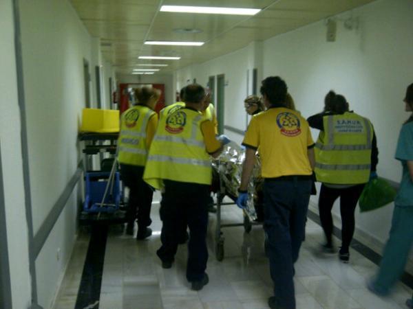 intranet hospital doce octubre:
