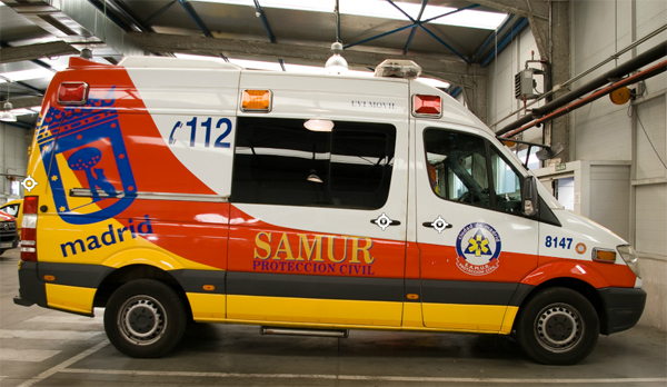 Ambulancia virtual (1/4)