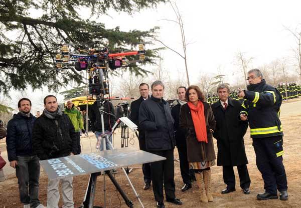 90 millones de euros para renovar el equipamiento en los parques de bomberos (3/6)