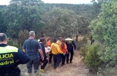 Rescate ciclista elpardo01